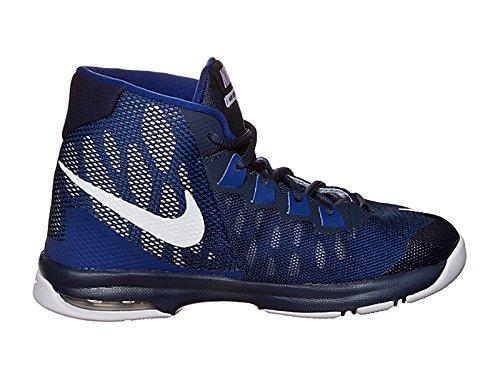 Nike AIR DEVOSION (GS) - Scarpe da ginnastica Uomo, Blu, 39