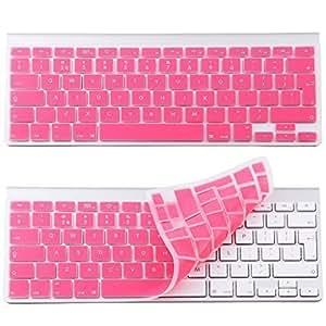 """Étui à clavier en Silicone de protection pour Apple iMac avec clavier sans fil; 13 """"/ Macbook Pro 13"""", 15 """"Macbook Pro 15"""""""