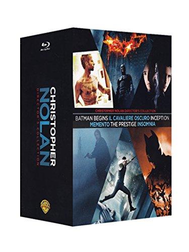 Christopher Nolan DirectorS Collection