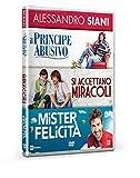 Siani (Box 2 Dvd Mister Felicità, Si Accettano Miracoli, Il Principe Abusivo)
