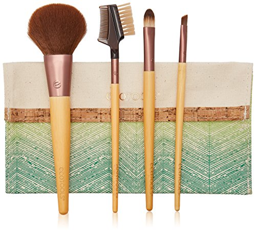 EcoTools 6 Piece Bamboo Vegan Brush Set by EcoTools