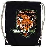 Urban Backwoods Foxhound Logo Bolsa de Cuerdas con...