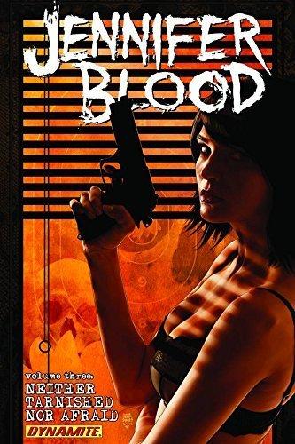 Jennifer Blood Volume 3 by Al Ewing (2013-03-26)