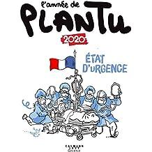 Livres L'année de Plantu 2020 - État d'urgence PDF