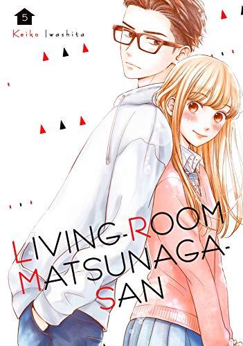 Living-Room Matsunaga-san Vol. 5 (English Edition)