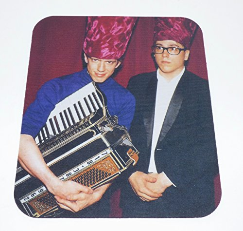 Goofy Hats - THEY MIGHT BE GIANTS Wearing Goofy