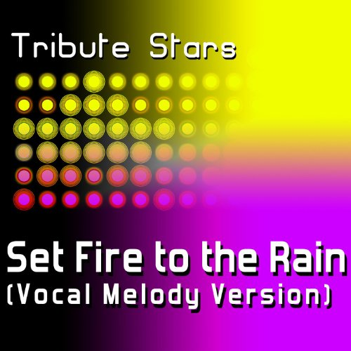 Adele - Set Fire To The Rain (Vocal Melody Version) -