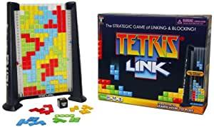 Asmodee - TETRL01S - Jeu de Stratégie - Tetris Le Jeu