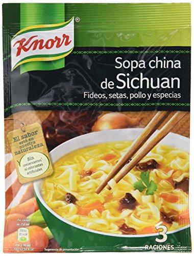 Knorr Sopa China de Sichuan - 69 g