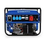 EBERTH 5500 Watt Stromerzeuger mit E-Start - 2