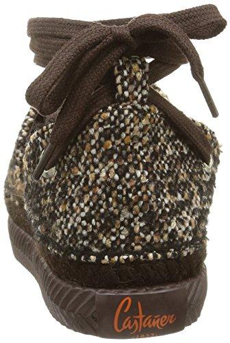 Castañer - Xanthium-tweed, Scarpa Donna Marrone (TWEED)