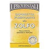 I Provenzali Saponetta purificante allo zolfo, 100 g