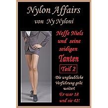 Neffe Niels und seine seidigen Tanten Teil 2: Er war 18 und sie 42 findet eine lustvolle Fortsetzung