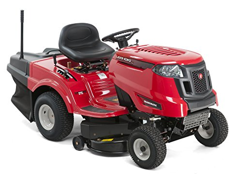 Lawn-king RE125 92cm/36in Cut Rear Collection Ride on Lawnmower