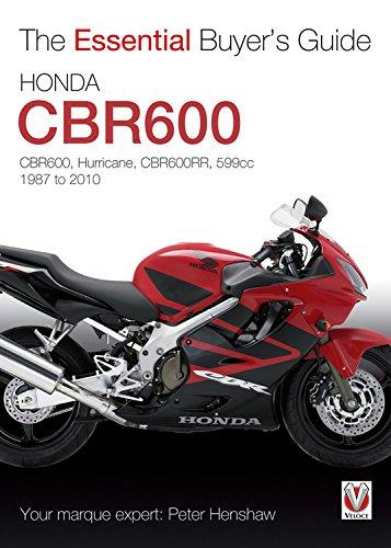 Honda CBR600 Hurricane Cover Image