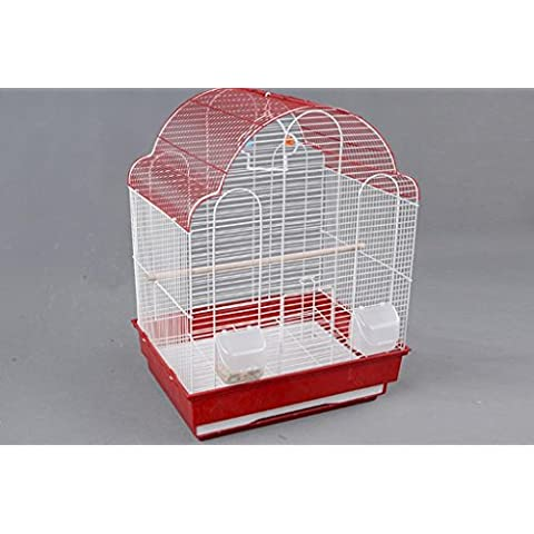 XWG Birdcage / Parrot Cage / Tordi Birdcage / grande gabbia di uccello / Peony Myna Birdcage