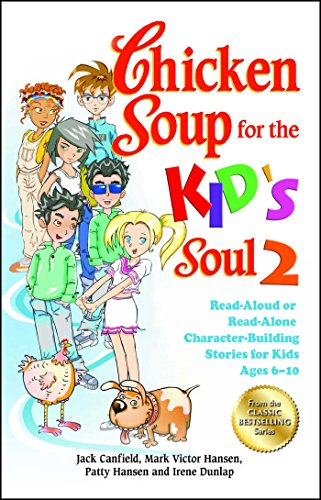 Chicken Soup for the Kid's Soul 2 Cover Image