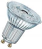 Osram LED SuperStar PAR16 Reflektorlampe, mit GU10-Sockel, dimmbar, Ersetzt 50 Watt, 36° Ausstrahlungswinkel, Kaltweiß - 4000 Kelvin, 1er-Pack