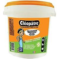 Cléopâtre - CB1K - Colle Végétale - Recharge Colle blanche 1 kg