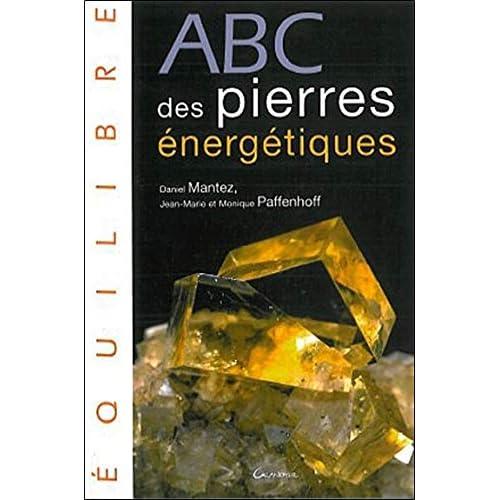 ABC des pierres énergétiques