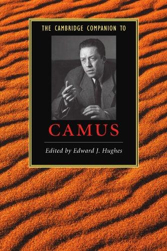 The Cambridge Companion to Camus Paperback (Cambridge Companions to Literature)