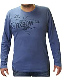 Tee-Shirt ML Tuata Ardoise - Oxbow