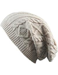 gespout autunno e inverno maglia cappelli Tenere al caldo cappello berretto invernale  caldo cappello caps per 10377cb22f4c