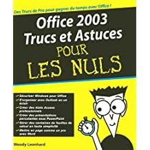 OFFICE 2003 TRUCS ASTU PR NULS