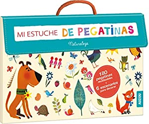 Auzou creatife- Pegatinas, Sticker, Multicolor (86683)