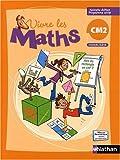 Vivre les maths CM2, Manuel : Programme 2008