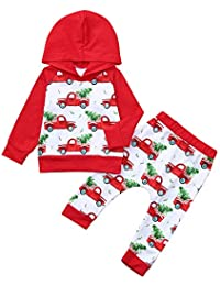 af46bd617 Amazon.co.uk  Last month - Outfits   Clothing Sets   Baby Girls 0 ...