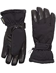 Ziener guantes Katlen GTX R Gore caliente PR guantes para mujer, invierno, mujer, color Negro - negro, tamaño 6