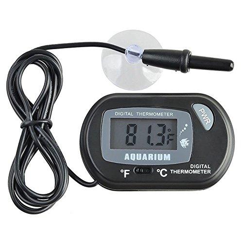 sungpunet Digital LCD Aquarium Marine Vivarium Thermometer