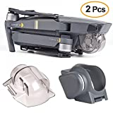 Kuuqa 2 Stk Gimbal Cover Lens Hood Gimbal Displayschutzfolie für DJI Mavic Pro (Dji Mavic Not Included)