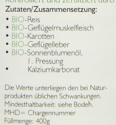 Biopur Bio Diätfutter Nieren-Erkrankungen 400g, 6er Pack (6 x 400 g) - 2