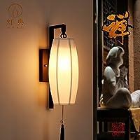 il nuovo stile cinese Soggiorno Camera da letto balcone Lampada da parete Lampada da parete corridoi Hotel Posto Letto Lampada da