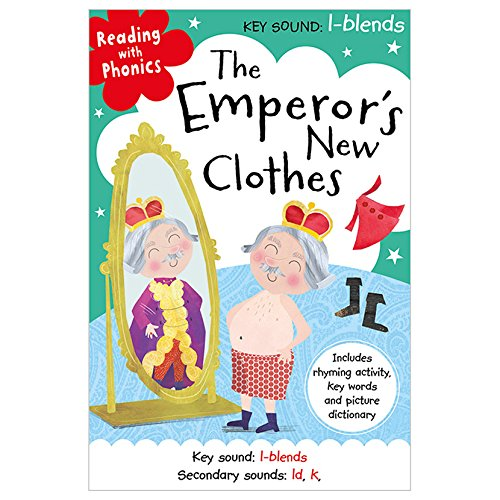 The Emporer's New Clothes (Reading with Phonics) por Rosie Greening
