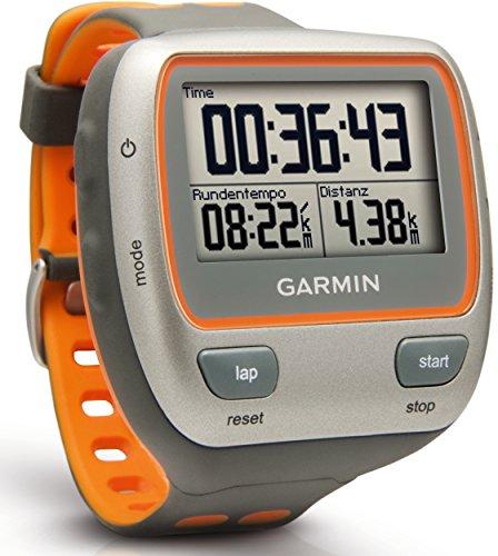Garmin Forerunner 310XT GPS-Triathlonuhr (inkl. Herzfrequenz-Brustgurt, wasserdicht bis ca. 50 m Tiefe) - 4