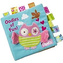 Juguete del bebé, RETUROM Animales Búho Soft Cloth Baby Intelligence Desarrollo Libro