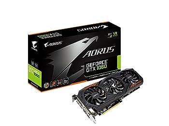 AORUS GeForce GTX 1060 6G REV 2.0 Ekran Kartı - GV-N1060AORUS-6GD REV2.0
