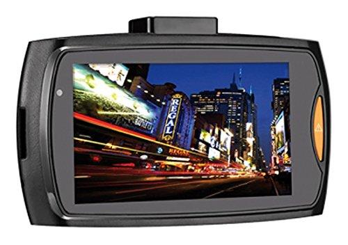 Preisvergleich Produktbild Manta MM313 Black Box 4 Full HD 1080p 2,4 Zoll Dashcam Autokamera mit Infrarot und microSD bis 32GB