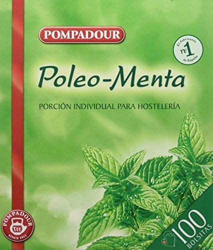 Pompadour - Té Poleo-Menta