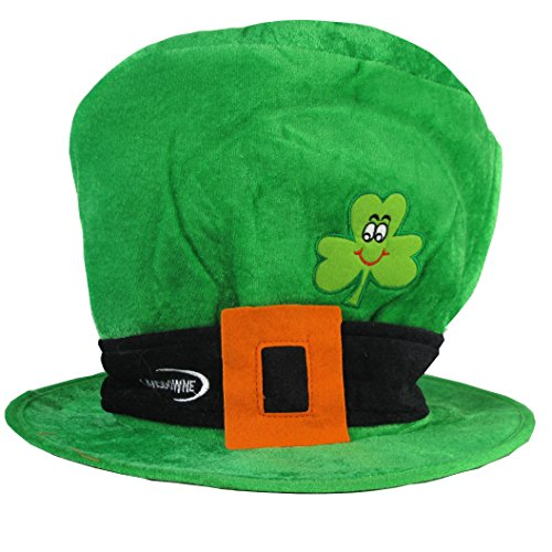 Irland Party-Hut / Leprechaun Zylinder