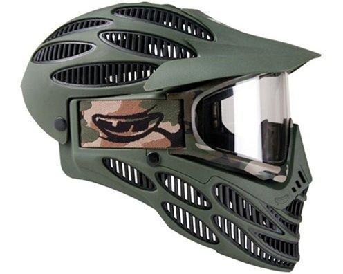 JT Spectra Flex 8 Full Coverage, Vollschutzmaske des Herstellers JT