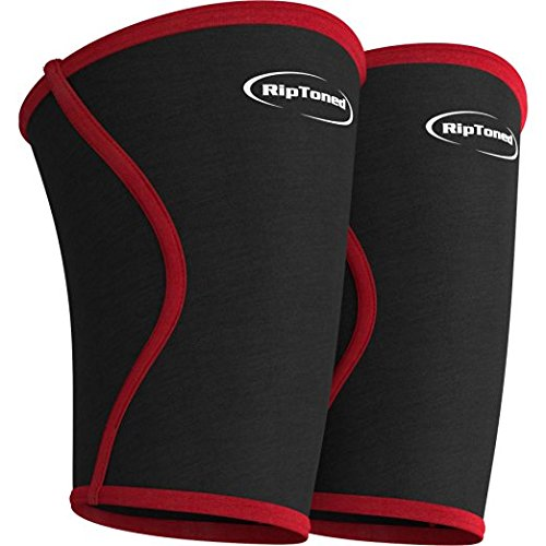 knee-support-sleeves-pair-compression-for-weightlifting-powerlifting-crossfit-squats-pain-relief-run