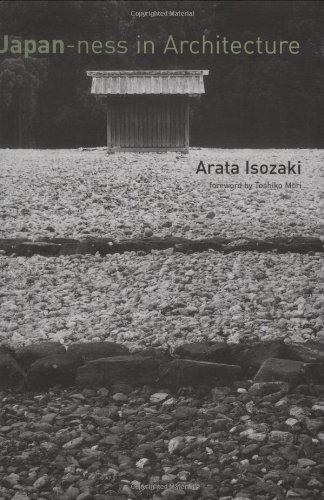 Japan-ness in Architecture por Arata Isozaki