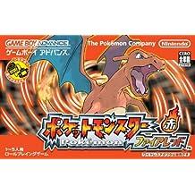 Pokemon Fire Red (japan import)