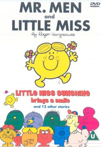 And Little Miss - Little Miss Sunshine Brings A Smile And Other Stories