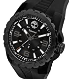 Timberland-Mens-TBL94471AEU02PA-Quartz-Watch-with-Black-Dial-Analogue-Display-and-Silicone-Strap