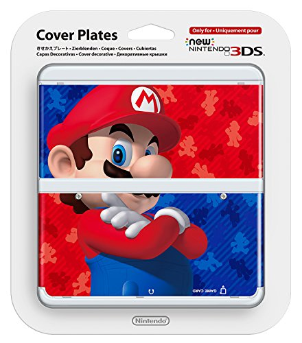 Preisvergleich Produktbild New Nintendo 3ds Deckel-Teller(Cover Plates) No.069 (3D Mario)[Nintendo 3DS]